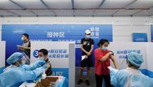 Cidades chinesas tomam medidas severas para intensificar vacinação