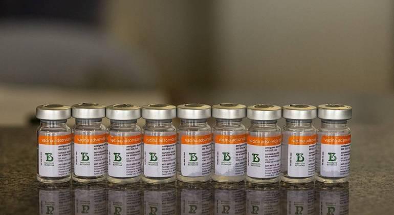 Mais 600 mil doses serão entregues na próxima sexta-feira (30)