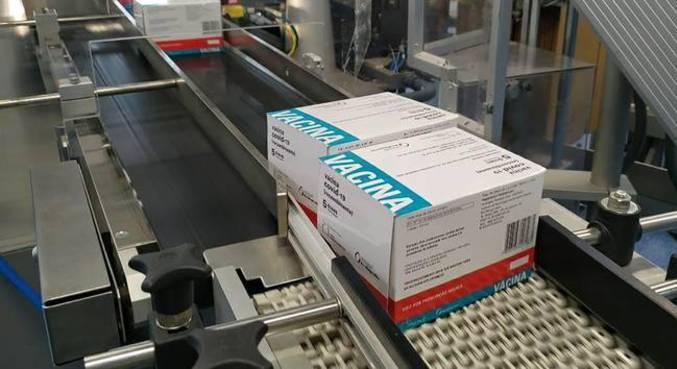 Fiocruz entrega nesta sexta-feira mais 4 milhões de doses da AstraZeneca