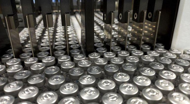 AstraZeneca é o imunizante mais aplicado no país, segundo o Ministério da Saúde