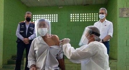 BH amplia a campanha de vacinação da covid