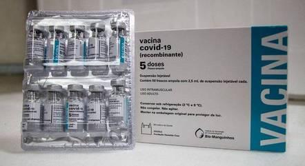 Vacinação contra a covid-19 em BH é ampliada