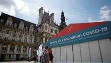 Quase 1 milhão de franceses agendam vacinação em um dia