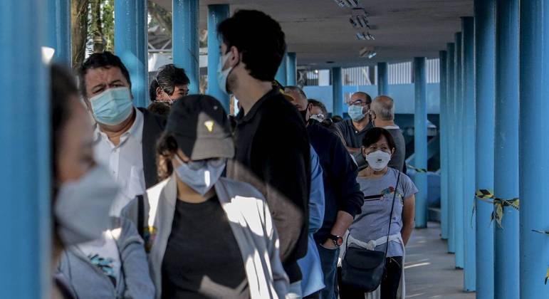 São Paulo ampliará na próxima semana grupos de vacinação contra covid-19