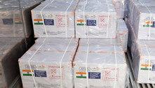 Índia doa 200 mil vacinas para proteger soldados da paz no mundo