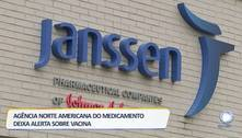 Vacina Janssen associada a doença rara do sistema nervoso
