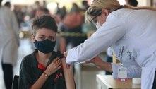Cidade de SP continua vacinação de jovens de 12 a 14 anos nesta quarta