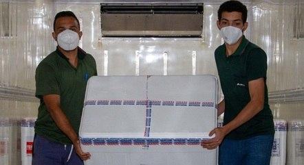 Minas vai receber 280 mil doses do imunizante