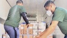 Novo lote de vacina deve atender industriais e caminhoneiros em MG