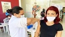 Confins (MG) aplica 1ª dose de vacina da covid em todos os adultos