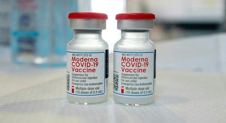 Japão vai descartar 1,6 milhão de doses da vacina anticovid da Moderna