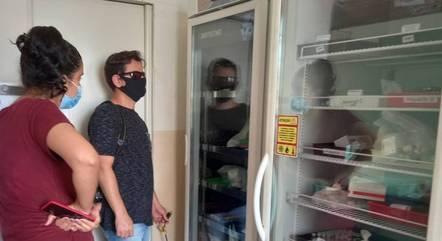 Refrigerador não religou automaticamente