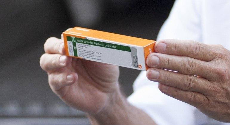 Câmara de SP propõe antecipação da vacinação de servidores