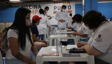 Covid: SP convoca 350 mil atrasados para tomar segunda dose de vacina