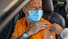 SP: Nove drive-thrus de vacinação voltam a funcionar nesta terça (11)