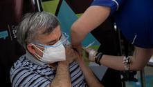 Chile supera 4 milhões de pessoas vacinadas, 21% da população