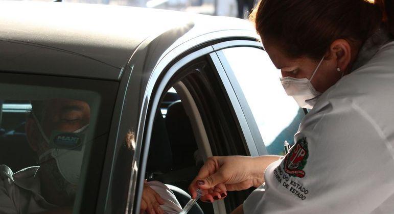 São Paulo começa a aplicar 3ª dose de vacina contra a covid a partir de 6 de setembro