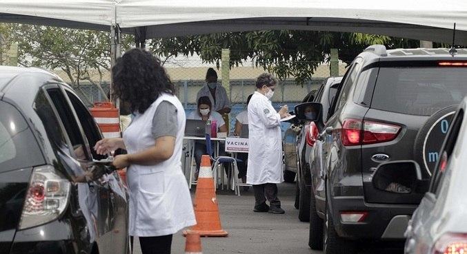 Cronograma em SP começou com profissionais de saúde, indígenas e quilombolas