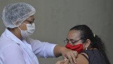 Mais de 50% do grupo prioritário já receberam 1ª dose da vacina