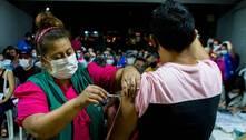 Brasil supera 100 milhões de vacinas contra covid aplicadas