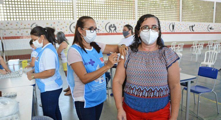Vacinação Covid João Pessoa