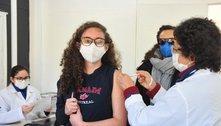 SP segue vacinação de jovens de 12 a 17 anos nesta quinta-feira (9)