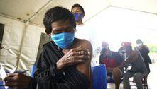 Governo diz que 82% dos indígenas receberam 1ª dose de vacina