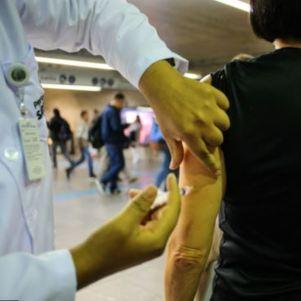 Metrô e CPTM têm 7 pontos de vacinação contra covid-19