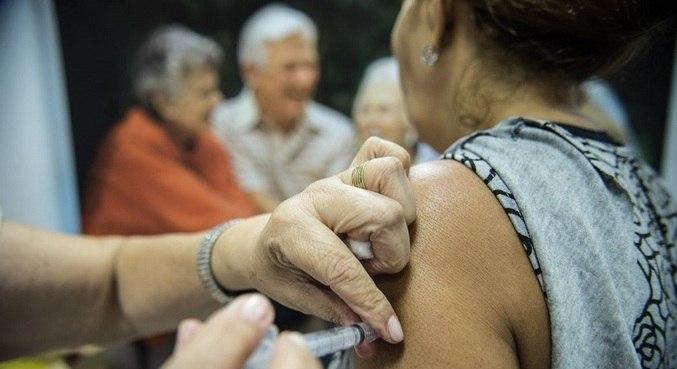 Vacinação da gripe foi ampliada a toda a população acima de 6 meses de idade