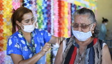 Vacinação evitou morte de quase 14 mil idosos acima de 80 anos