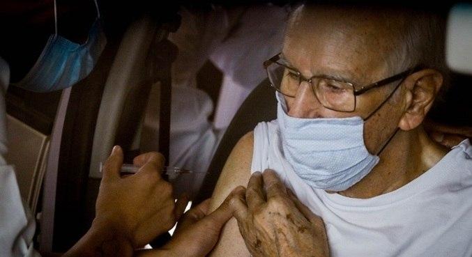Estimativa é de que mais 140 mil idosos sejam imunizados