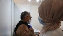 Estudo registra queda de 72% de mortes em vacinados com 1ª dose