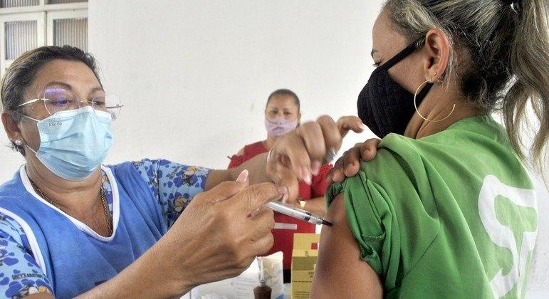 Vacinação João Pessoa