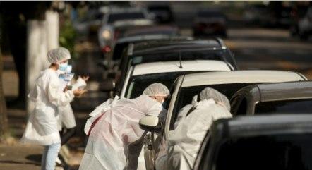 Prefeitura de Belém começou a vacinar idosos de 68 anos