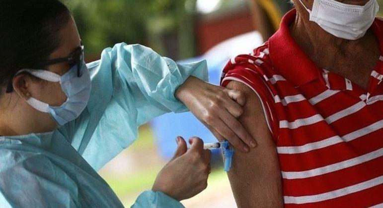 Estado possui 101 mil pessoas com a 2ª dose da vacina atrasada