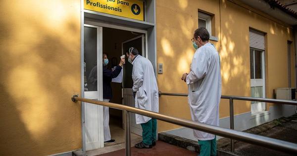 Portugal começa vacinação contra covid-19 em asilos