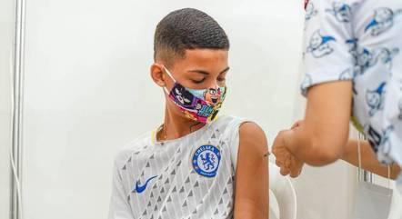 São Luís imuniza adolescentes a partir de 12 anos