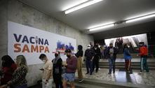 Cidade de São Paulo adia vacinação de pessoas com 28 anos