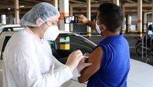 Brasil deve ter 70% de vacinados contra covid-19 em dezembro