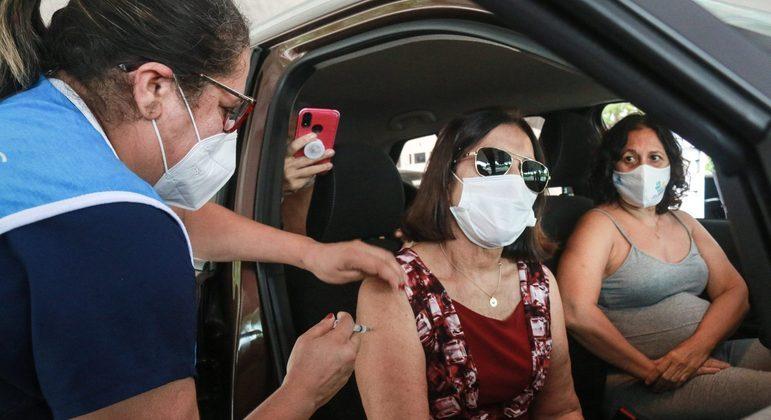 Vacinação, Vacina, João Pessoa