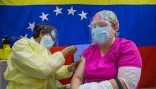 Médicos venezuelanos pedem ajuda para vacinação contra covid