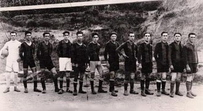 O Vado, campeão de 1922