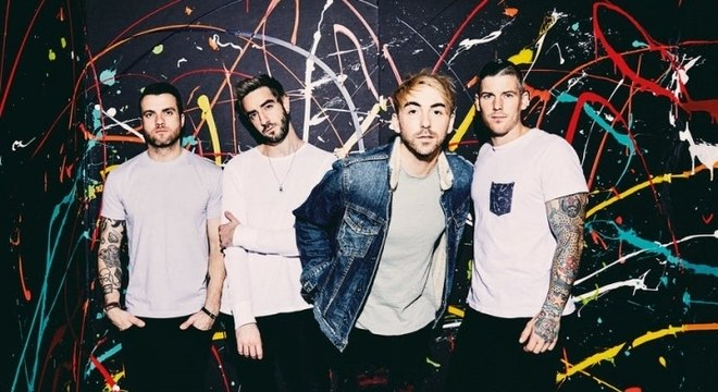 Ouça a nova música do All Time Low,