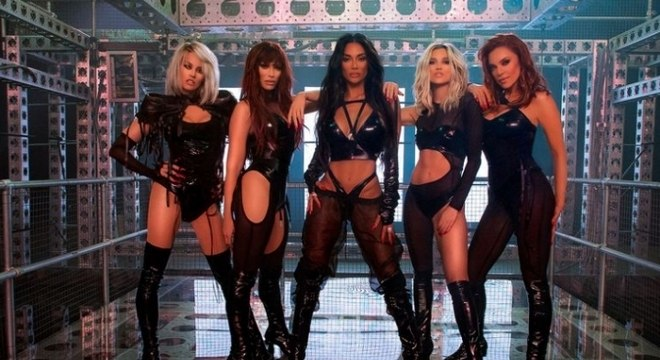 The Pussycat Dolls lançam nova versão do single
