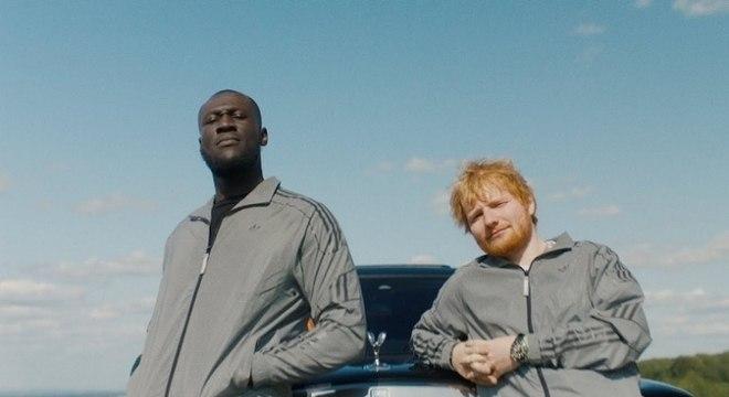 Parceria de Stormzy e Ed Sheeran é o primeiro single nº1 da parada britânica em 2020