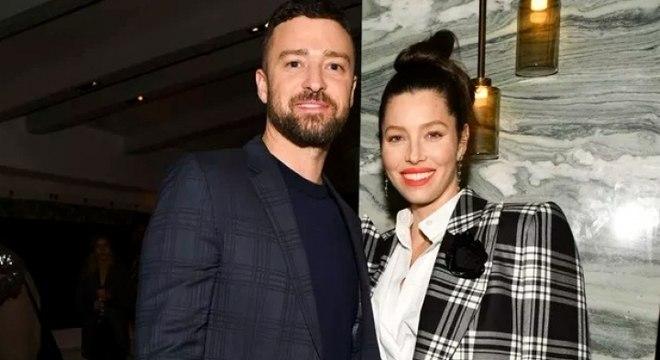 Justin Timberlake e Jessica Biel fazem primeira aparição pública juntos após escândalo