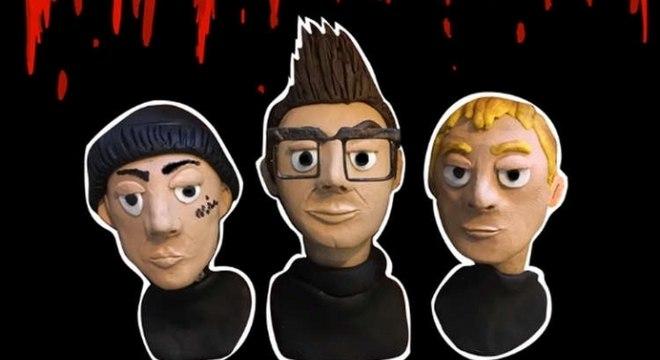 blink-182 subverte as canções natalinas com