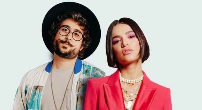 Exclusivo: Veja a letra da nova música de Zeeba e Manu Gavassi,