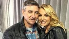 Pai de Britney Spears entra com petição para encerrar a tutela