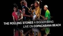 Rolling Stones anunciam lançamento de CD e DVD do histórico show em Copacabana